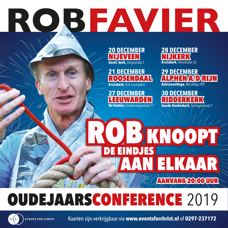 oudejaarsconference 2019